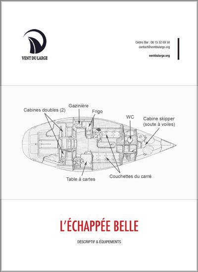 L'Échappée Belle - Descriptif & équipements
