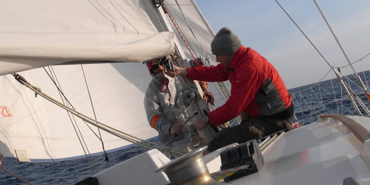 Stage voile préparation location de voilier à Marseille