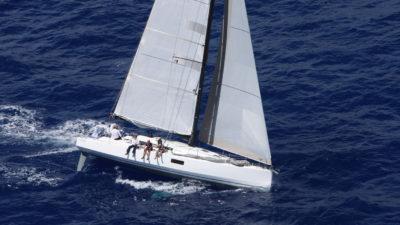 Stage voile transat France Antilles - embarquement transatlantique équipier voilier